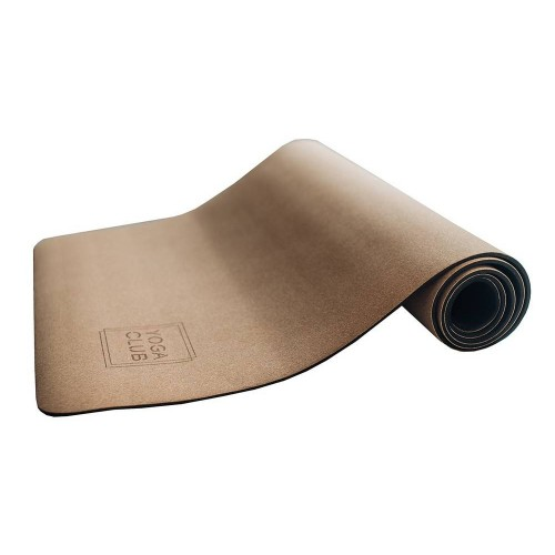 Коврик для йоги Лайт YC биоразлагаемый из пробки