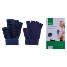 Перчатки для йоги йога-лап антислип Medolla универсальный размер