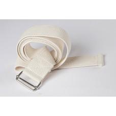 Ремень для йоги Де-люкс усиленный, ширина 3 см