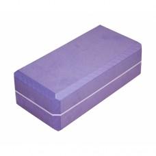 Кирпич для йоги из EVA-пены Yoga brick