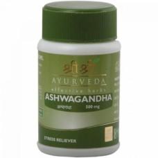 Успокоительное Ашвагандха (Ashvagandha) Shri Shri Ayurveda