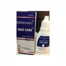 Аюрведические капли для носа Naiz care